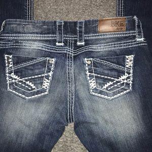 BKE denim Stella bootcut Jeans 27 R